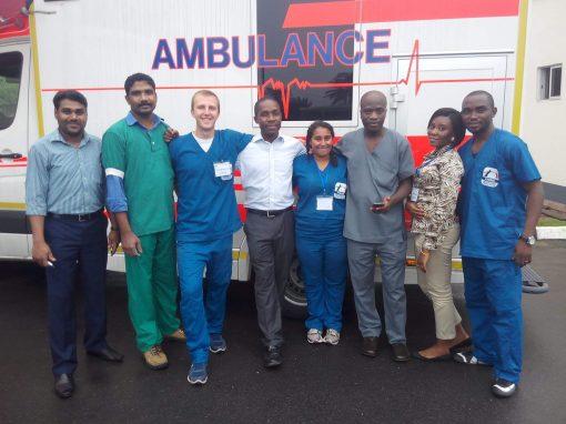 EMERGENCY MEDICINE RESPONDERS COURSE
