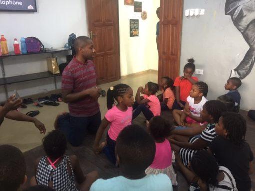 Children's Talent Development Project 2020