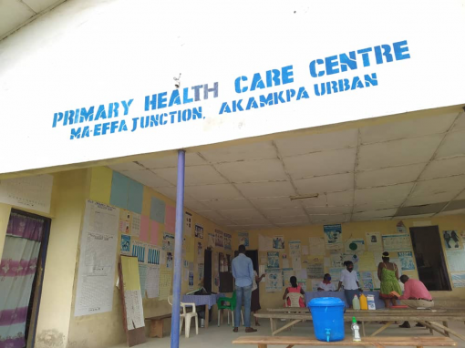Tackling non-communicable diseases in primary care facilities Nigeria